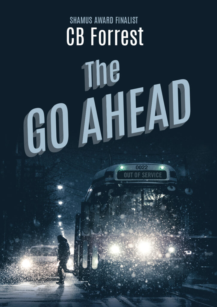 The Go Ahead Book Cover