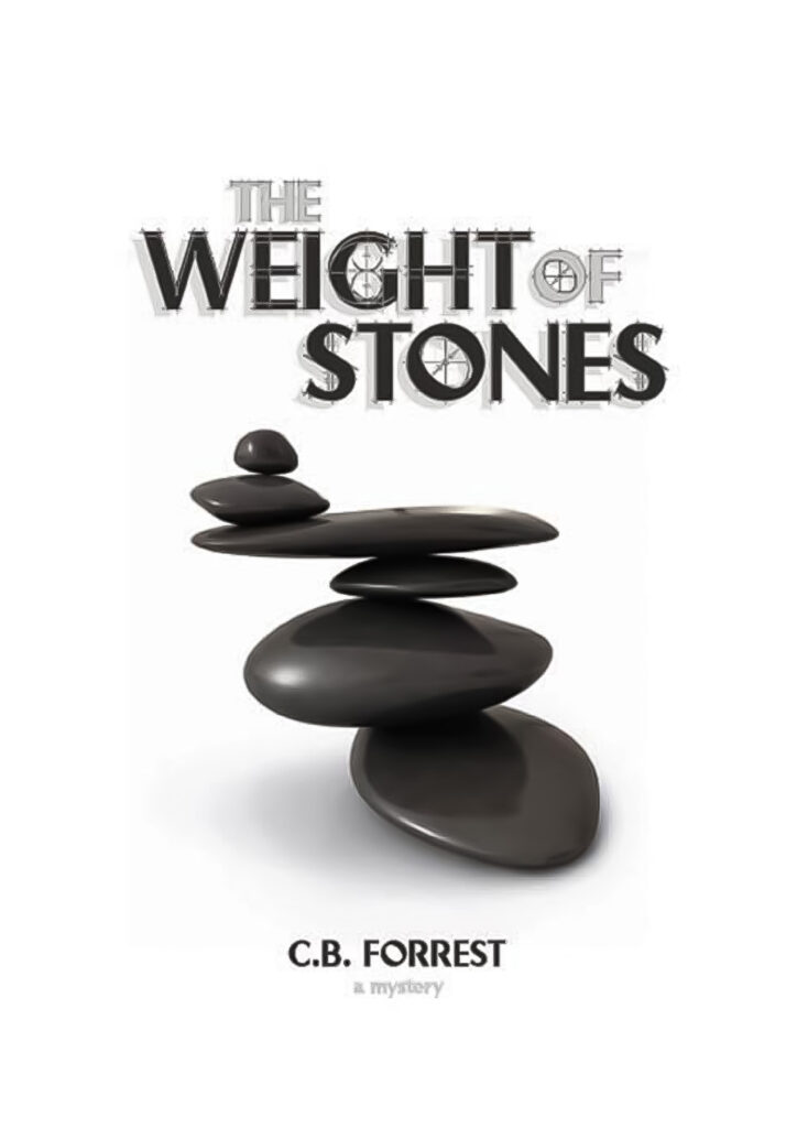 The Weight of Stones Book Cover